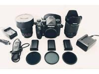 Pentax K1 Camera Bundle