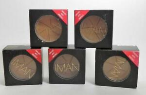 New, IMAN Second to None Semi-Loose Powder Enriched with Minerals, .21 oz ( 6 g)