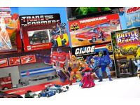 Wantedtoys and games Lego action figures turtles power rangers transformers he-man dc marvel etc