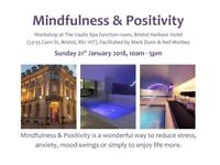 Mindfulness & Positivity Workshop at The Vaults Spa