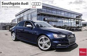 2014 Audi S4 3.0 Progressiv / quattro AWD / S Tronic