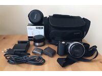 Sony Alpha NEX-5 14.2MP Digital Camera