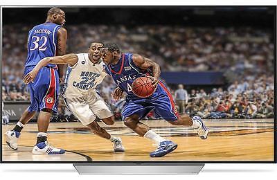 Lg Oled55c7p 55  Oled Smart Flat Panel Screen Tv 4K Ultra Hd With Hdr 2017 55C7p