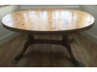 Ducal Extendable Dining Table