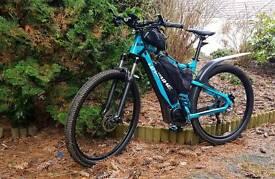 E bike haibike sduro hardnine sl yamaha 2016