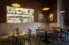 Full-Time Sous Chef £32k & Senior CDP £28k for NEW fresh dining restaurant.