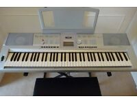 Yamaha Portable Grand Electric Keyboard DGX-205