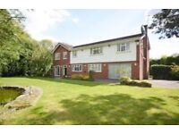 8 bedroom decathed property on the sought after area of Bramhall Cheshire