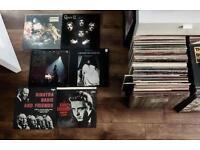 100 Vinyls LP - Rock/Pop/Classic
