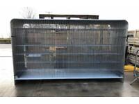 ☀️New Round Top Heras * Temporary Security Fencing Sets