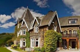 Hotel Stay in Lakes District