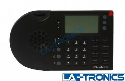 ShoreTel 230 ShorePhone VOIP Shoretel230 Business Phone *BASE ONLY*