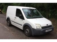 Ford transit connect 1.8 tddi 2003 only 90,000 miles New mot no vat