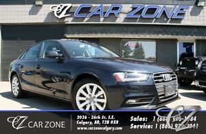 2013 Audi A4 2.0T Premium All Wheel Drive Low Payment