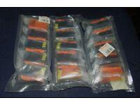 19 x Canon Printer Ink Cartridges PGI-520/CLI-521 (Generic)
