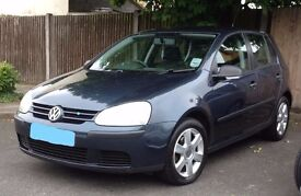 07 vw golf tdi 1.9,fsh,long mot,vgc