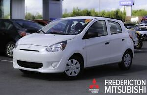 2015 Mitsubishi Mirage ES! REDUCED! AUTO! AIR! WARRANTY TO 2025!