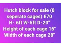 Hutch block for sale