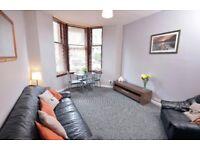 Totally refurbished one bed flat in Thornwood area of Glasgow's sought after West End,