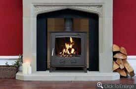 30KW BOILER STOVE SALE !!!! multifuel back boiler stove 30 kw multi fuel coal wood turf blocks