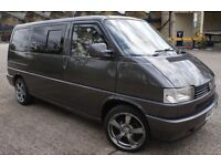 VW T4 Transporter Campervan 1995 1.9