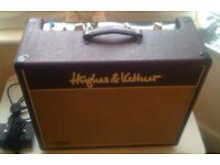 Valve Amp Hughes & Kettner Statesman Dual EL84 20W Combo Amplifier (LIKE NEW) for sale