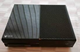 Xbox One + Games (hardly used)