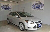 2012 Ford Focus Titanium>>>leather/NAV/Sunroof<<<