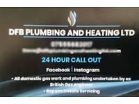 DFB PLUMBING AND HEATING LTD - domestic gas engineer