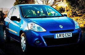 Renault Clio 1.5 dCi Extreme 3dr *12 MONTHS WARRANTY* *Full service history!*