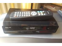 2 TV Freeview set top boxes for sale - £10 each