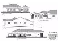 Planning Application, Building Regulation, Rear Extension, Sign application Architectural Drawings,