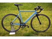 Single Speed Bicycle - Mango Point Blank, custom build