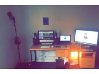 Recording Studio For Hire w/ Sound Engineer | + Mixing & Mastering