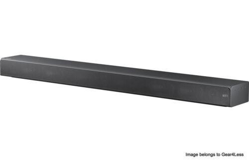 Samsung 3-Channel Hi-Res Soundbar with Built-in Subwoofer Dark Titan/Sterling Silver HW-MS650/ZA