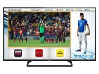 Panasonic 42 Inch Smart WiFi Built In Full HD 1080p LED TV With Freeview HD