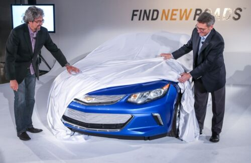 Deals on Current Chevy Volt, as 2016 Model Approaches