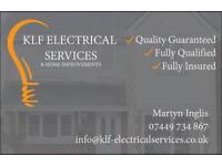 Klf electrical and home improvement services