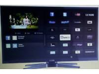 Luxor 50 inch Smart HD Free View Tv