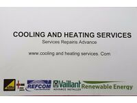 HEATING AND COOLING SERVICES AIR CONDITIONING or GAS BOILER SERVICES AND MAINETANCE