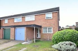 3 Bedroom house for rent with garage and off-road parking - Stoke Park, Ipswich