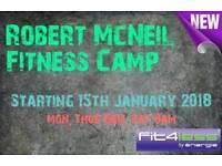 Robert McNeil Fitness Camp