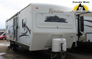 2008 Komfort 283TS NICE REAR KITCHEN