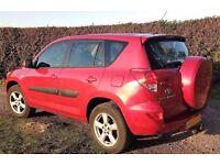 2006 TOYOTA RAV4 XT4 2.2 D-4D DIESEL 4x4. 4WD ESTATE. FULL SERVICE HISTORY. RAV 4. PX 2012 COMBO