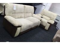 Newe cream lazy boy electric reclining sofas delivery available