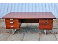 Writing desk by Trevor Chinn for Gordon Russell limited vintage 1970s