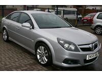 Vauxhall Vectra 1.9CDTi (120ps) SRi - December 2008 VGC £3254 ONO