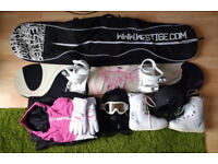 Snowboard and others for sale