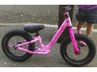 Specialized Hotwalk Girls Balance Bike