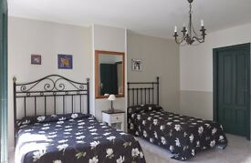 Available double room at stratford